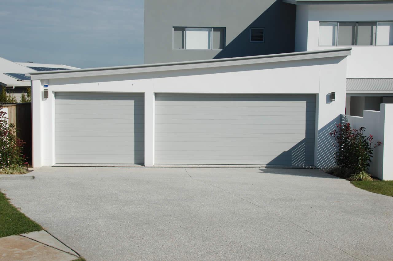 Colourbond Panel Garage Doors Ultimate Garage Doors Amp Gates