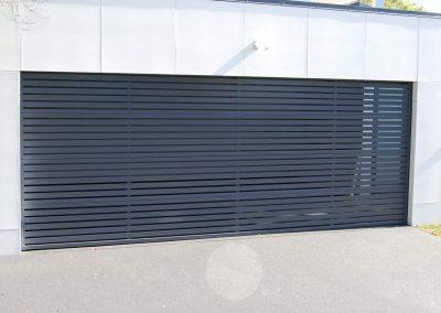 Aluminium 65mm Slat Panel
