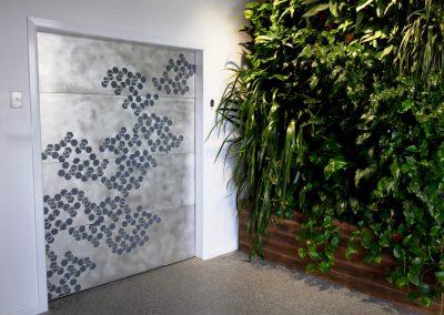 Laser Cut Panel Door